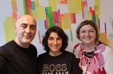 Almanya'da yılın Doktoru Seçilen Dilek Gürsoy ve Dr. Elif Cındık