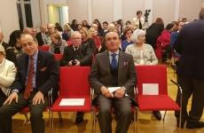 Bavyera Alman - Türk Derneği'nin 40. kuruluş yılı için düzenlenen kutlama programı