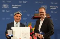 Verfassungsmedaille Ödülü